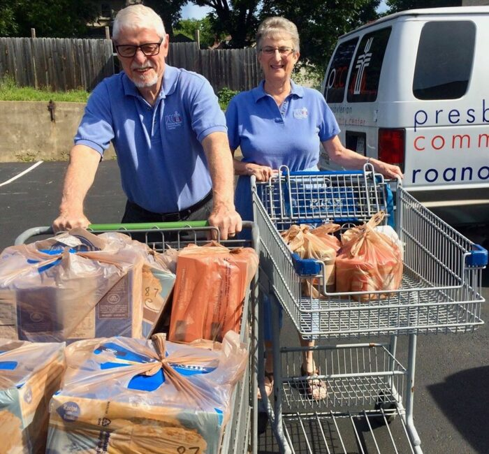Presbyterian Community Center Donations