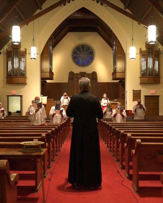 Chancel Choir Nov 2020
